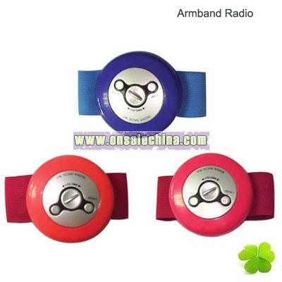 Armband Radio