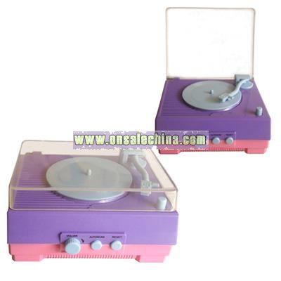 Phonograph FM Radio
