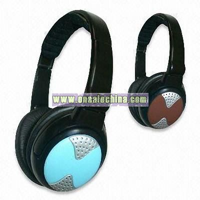 AM/FM Headphone Radios with Electronic Noise Cancellation