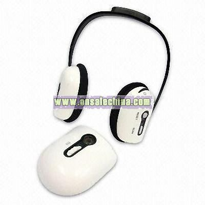 Sports Wireless Headphone with Radio