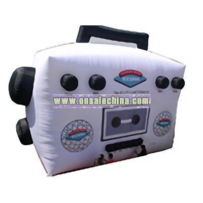 Inflatable Radio