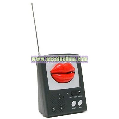 Moving Lips Radio As Seen on Tv