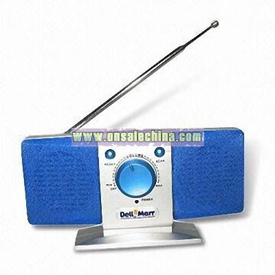 Promotional Novelty Radio
