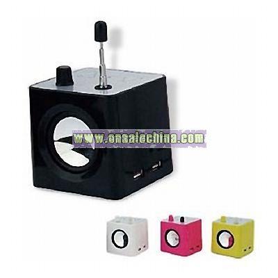 USB HUB with Radio