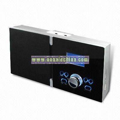 Internet Radio with iPod Dock