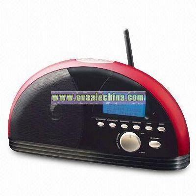 Portable Wi-Fi Internet Radio