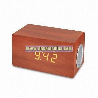 PLL AM/FM Alarm Clock Radio
