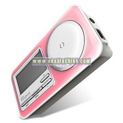 Wi-Fi Internet Radio with FM Radio Function and 3.5mm Earphone Jack