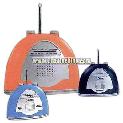 Retro AM / FM radio