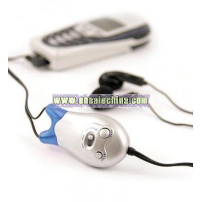 Mobile Phone Radio