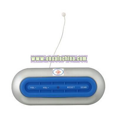 Splash Tunes Shower Radio