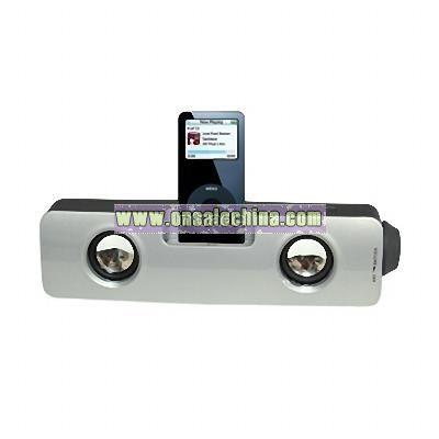 Mega Duo Speaker Radio