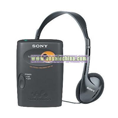 Walkman FM Stereo Radio