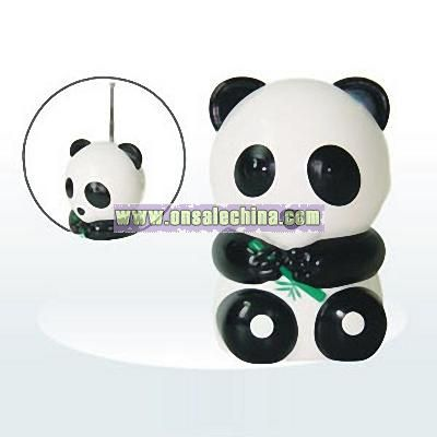Panda Shape Radio