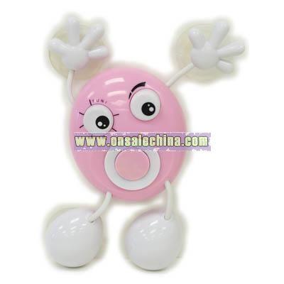 ShowerMan FM Radio Pink