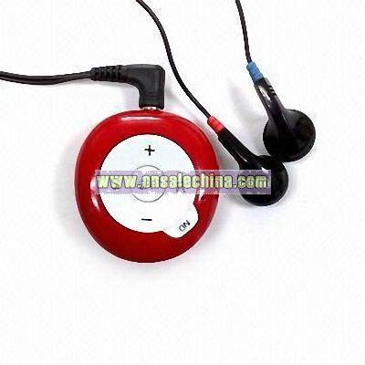 FM Auto Scan Mini Radio
