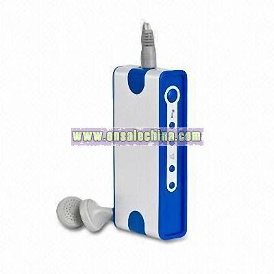 Pocket FM Radio with Earphones