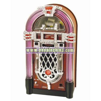 Mini Radio Jukebox