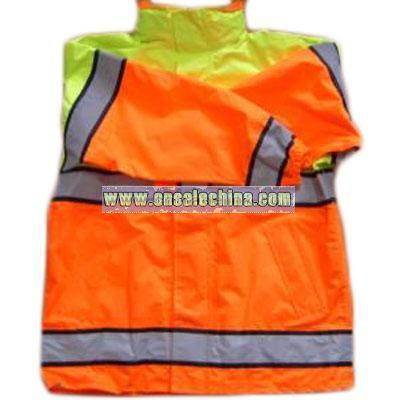 Safety Rain Coat