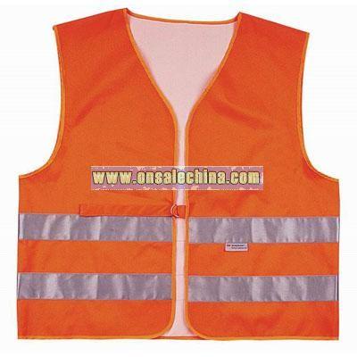 Safety Reflective Waistcoat