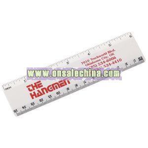 6 In. Standard Metric Ruler