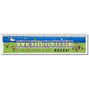 Six-Inch Magnetic Ruler