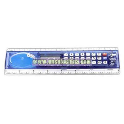 Liquid ruler calculator