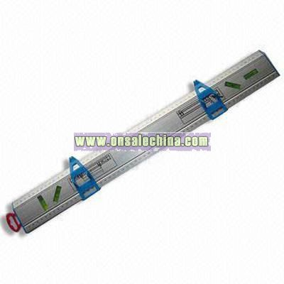 Scribe Ruler with Holder 600mm