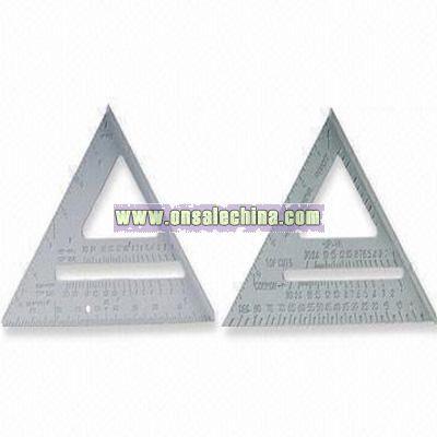 Aluminum Casting Square Rulers
