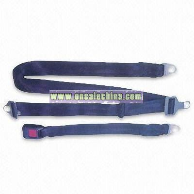 Three Point Form Seat Belts