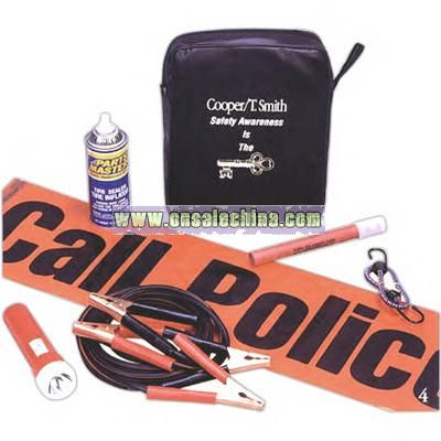 7 piece emergency highway kit