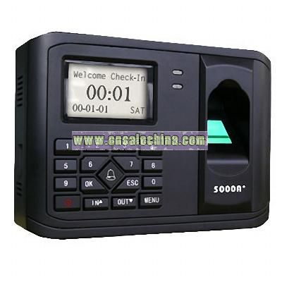 Fingerprint Access Control System with Mifare Reader