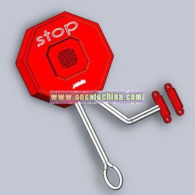 Fire Extinguisher Alarm