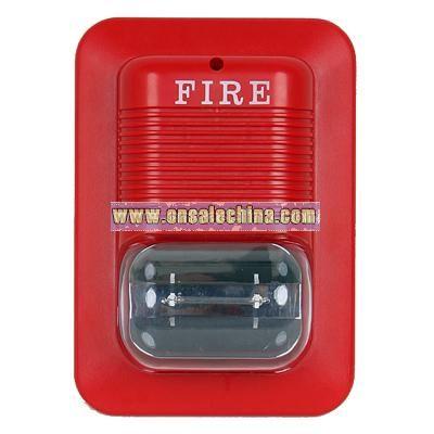 Fire Strobe Siren