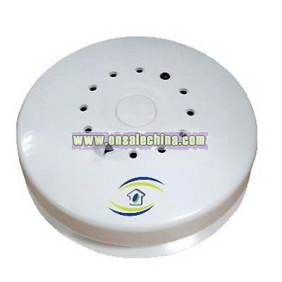 Smoke and Heat Detector Alarm