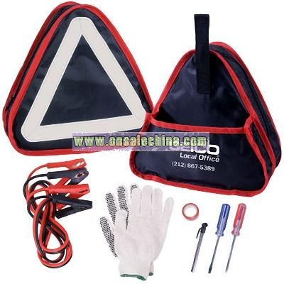 6 Piece Emergency Auto Kit