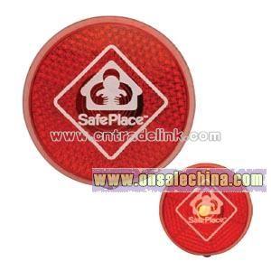 Circle Safety Flasher