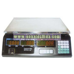 Electronic price computer