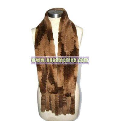 Fashion Fur Scarf