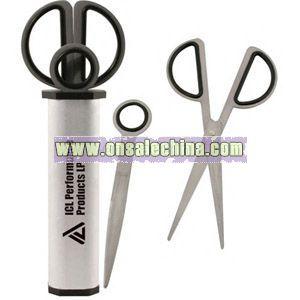 scissors desk set