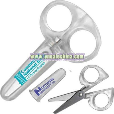 Compact Cutter - Stainless steel scissors