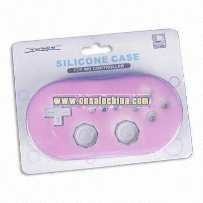 Wii Classic Remote Silicone Case