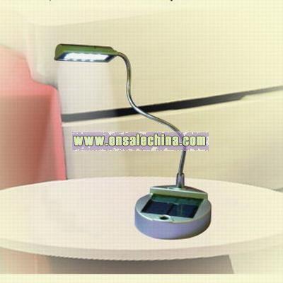 Solar Reading Light