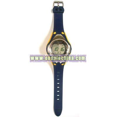 Waterproof Solar Powered Watch