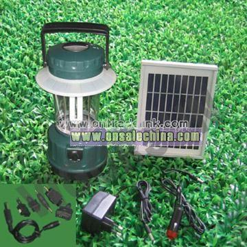 9W Solar Camping Lantern
