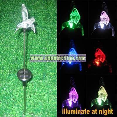 Solar Landscape Stick Light