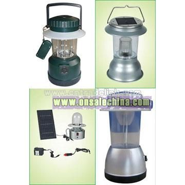 Solar Camping Lantern/ Solar Power Camping Light