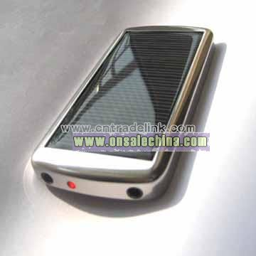 Metal Casing Solar Phone Charger