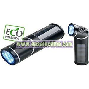 GALAXY SOLAR LED ROTATABLE TORCHES