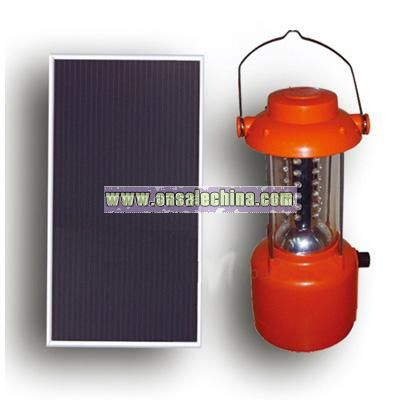 Solar Protable Light